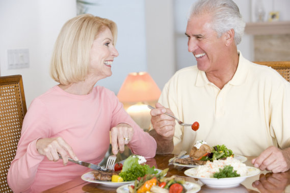 Healthy Foods That Improve Seniors' Memory (Part One)